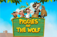 Игровой автомат Piggies and the Wolf на деньги.