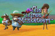 Игровой автомат The Three Musketeers на деньги