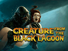 Игровой автомат на деньги Чудовище Из Черной Лагуны