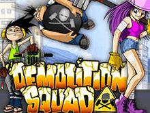 Игровой автомат на деньги Demolition Squad