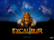 Слот Экскалибур на деньги онлайн