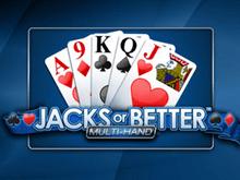 Играть в мобильном казино в Jacks Or Better by Playtech
