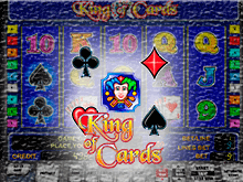 Играть в слот King Of Cards в интернет-казино