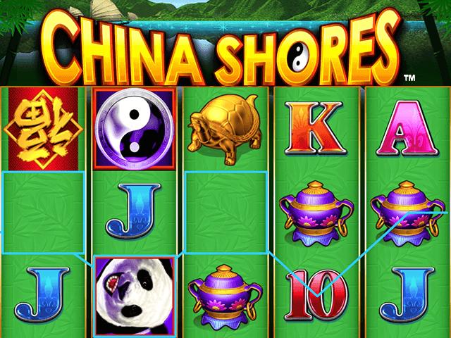 China Shores – получать подарки в игровом автомате онлайн
