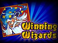 Игровой автомат Winning Wizards с удобным управлением